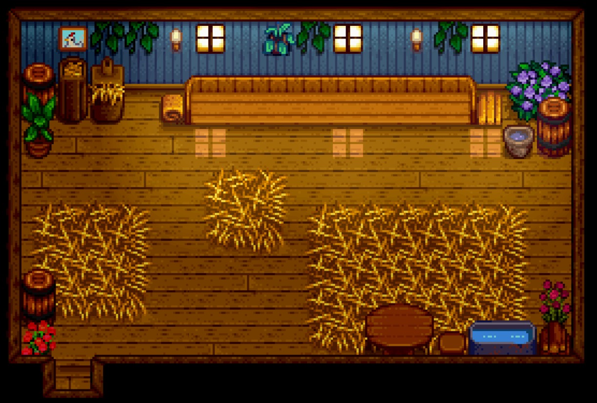 Cuter Coops and Better Barns - Stardew Valley Mod Download Free