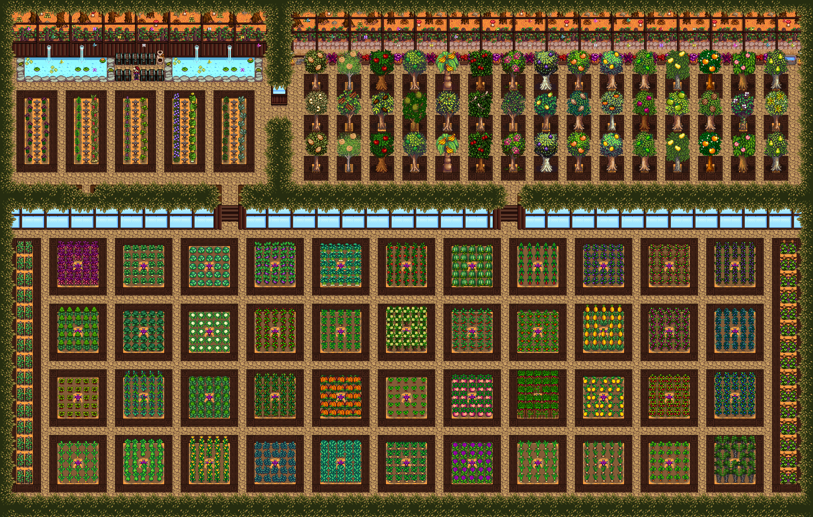 Fruit Trees How To Plant Fruit Trees Stardew Valley