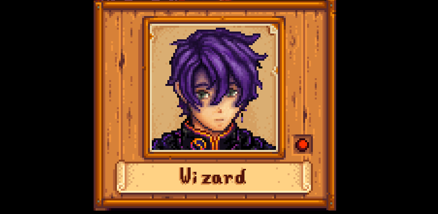 Romanceable Wizard Portrait By Ionic Stardew Valley Mod Download Free We have spells for taking care of monsters, spells for farming, spells for teleporting and moving. romanceable wizard portrait by ionic